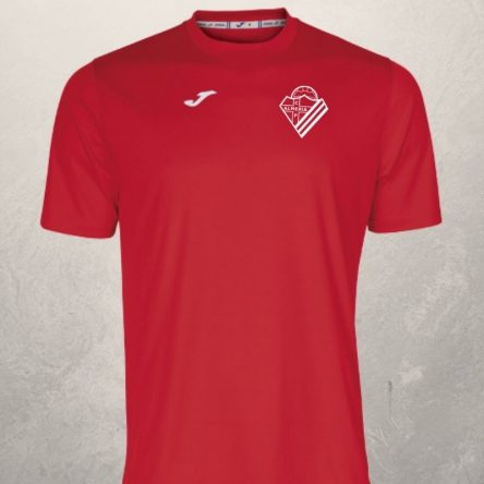 Camiseta entrenamiento Roja (2020/2021)